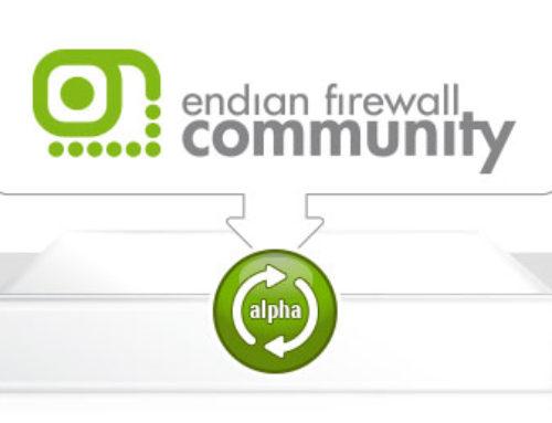 Endian Firewall Community 3.2.0