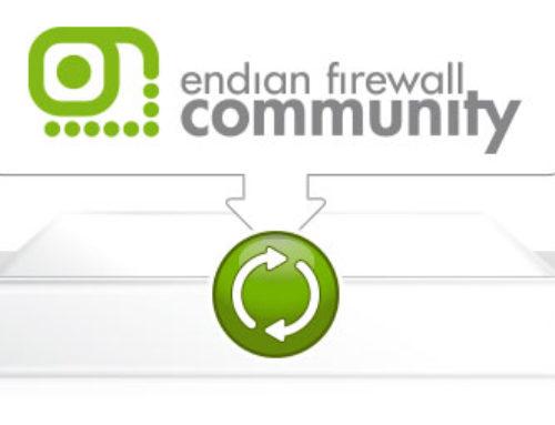Endian Firewall Community 3.2.0 beta1 Release